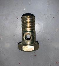 Штуцер топливный M 14x1.5 JAC ДЖАК 1020К