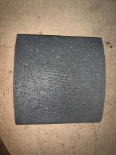 Накладка тормозная FOTON ФОТОН 1099 130 мм (без отверстий)