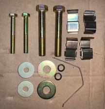 Ремкомплект тормозного суппорта JAC ДЖАК N56