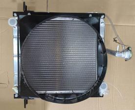 Радиатор системы охлаждения FAW ФАВ 1047